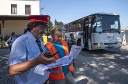 Výluka kvůli rekonstrukci železniční stanice Jaroměř