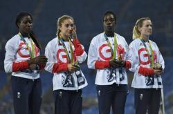 Britské atletky