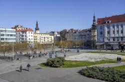 Náměstí T. G. Masaryka v Ostravě