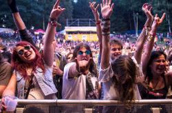 Fanoušci festivalu TrutnOff