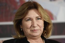 Předsedkyně Národní rozpočtové rady Eva Zamrazilová