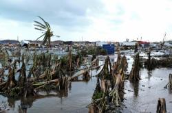 Hurikán Dorian zasáhl Bahamy