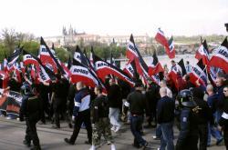 Pochod hnutí Národní odpor