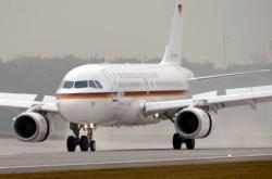 Německý vládní Airbus A340 Konrad Adenauer