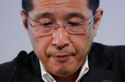 Šéf Nissanu Hiroto Saikawa