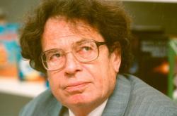Gyorgy Konrád na snímku z roku 1997