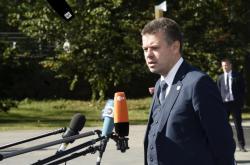 Estonský ministr zahraničí Urmas Reinsalu