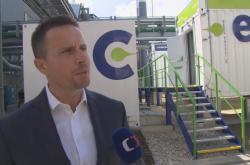 Jednatel společnosti C-Energy Planá Ivo Nejdl