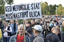 Demonstrace na Slovensku