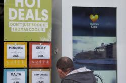 Pád britské cestovní kanceláře Thomas Cook