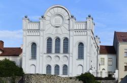Synagoga v Hranicích na Přerovsku