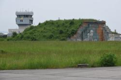 Bývalá vrtulníková základna v Bochoři