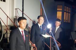 Kim Mjong-kil oznámil přerušení rozhovorů s USA