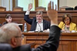 Jednání sněmovního rozpočtového výboru