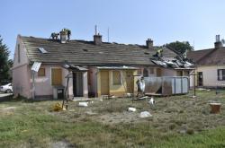 Demolice domů v lokalitě Račín začala už minulý rok