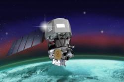 Vizualizace satelitu ICON