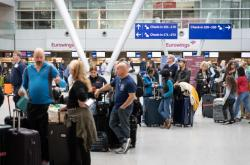 Německé aerolinky stávkují