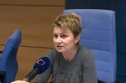 Soudkyně Iveta Šperlichová