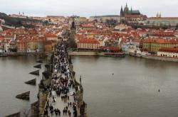 Historické centrum Prahy