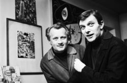 Jiří Šlitr a Jiří Suchý, 1965