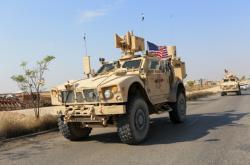 Americké jednotky stahující se na začátku října ze Sýrie