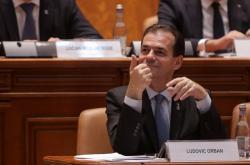 Rumunský premiér Ludovic Orban