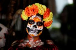 Día de Muertos. Oslava na počest mrtvých
