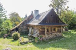 Roubený dům v Rokytnici