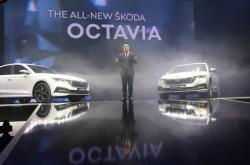 Nová generace Škoda Octavia