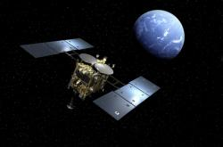 Hayabusa 2 opouští asteroid Ryugu