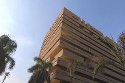 Česká ambasáda v Káhiře je špičkovou ukázkou brutalismu