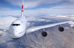 K hluku přispívá výrazně i letecká doprava