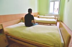 Pacient psychiatrické nemocnice v Dobřanech