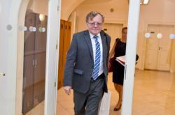 Prezident Nejvyššího kontrolního úřadu Miloslav Kala