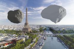Srovnání svou asteroidů systému Didymos s Eifelovkou
