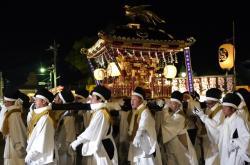 Šintoistický festival Čičibu