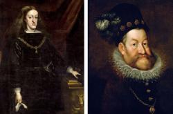 Karel II. a Rudolf II.