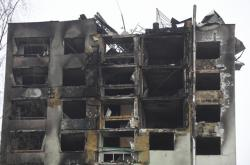 Poškozený dům zřejmě bude muset být rozebrán