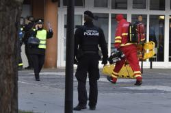 Střelba v ostravské nemocnici