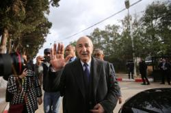 Abdal Madžíd Tabbúni je novým alžírským prezidentem