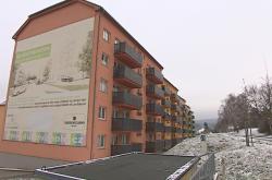 Bytové domy v Brně - Řečkovicích