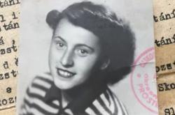 Marie Susedková v roce 1949