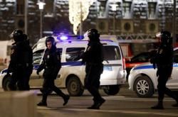 Zásah policie u sídla FSB