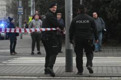 Policisté zasahovali kvůli střelbě v Lidické ulici
