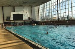 Městský plavecký stadion Lužánky