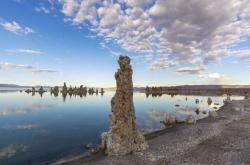 Kalifornské jezero Mono