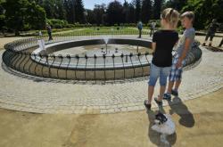 Přerovský park Michalov