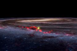 Radcliffova vlna v Mléčné dráze