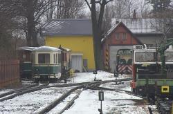 Vlaky na osoblažské úzkokolejce jsou mimo provoz