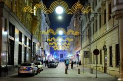 Běhounská ulice v Brně